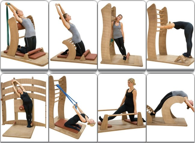 Übungen für die Mobilität